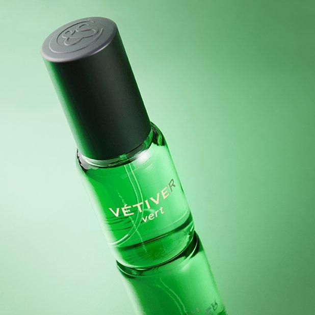 Vétiver Vert Cologne Spray 15ml