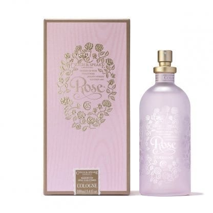Rose Cologne Spray 100ml
