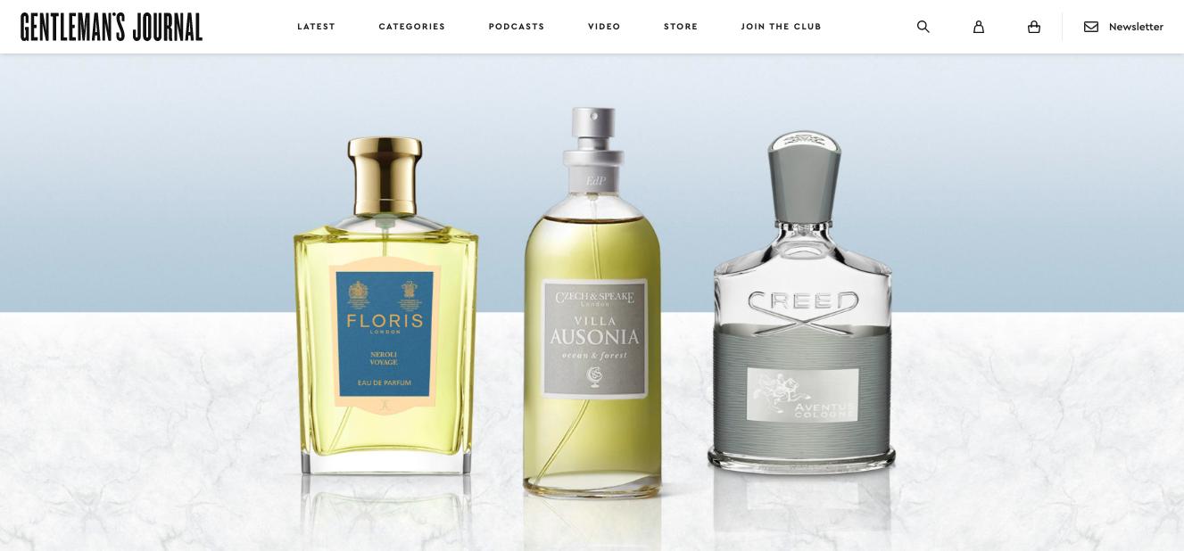 Press - C&S Fragrance